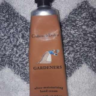 Hand cream ultra moisturizing