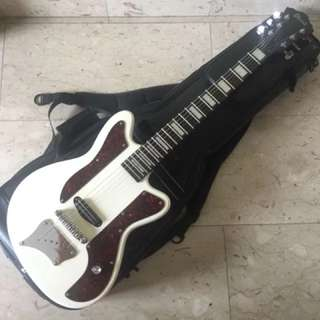 Ibanez ORM1 Omar Rodriguez Lopez Signature Electric Guitar Mahogany Discontinued Rare Cheap The Mars Volta Bosnian Rainbows At the Drive in