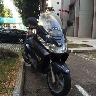 Piaggio x8 400cc cheap sale
