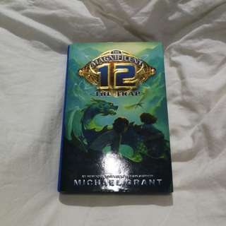 The Magnificent 12: The Trap Book 2