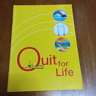 Quit for Life Booklet
