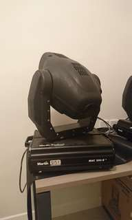 (包送貨)Martin Mac 500E智能clubbing燈DMX intelligent moving head