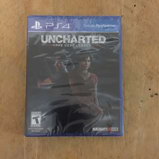 (BN) Uncharted The Lost Legacy