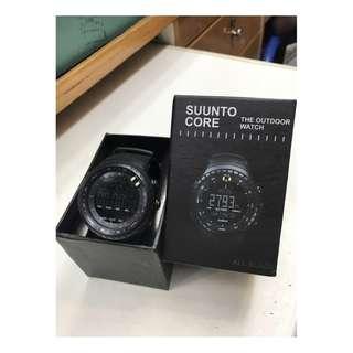 Jam Tangan Suunto Core Black ST668