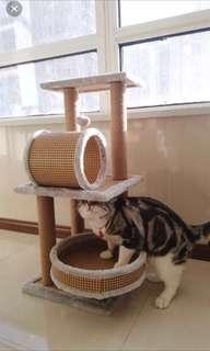 [INSTOCK] Japanese Bamboo Cat Condo
