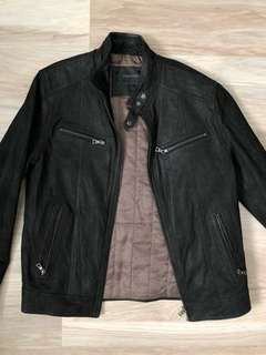Danier Real Leather Jacket (PRICE REDUCED)
