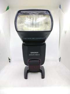 Yong Nuo Flashlight 3units [Nikon mount]