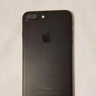 🚚 iphone7 plus 128g 霧黑
