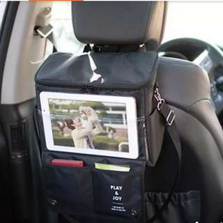Car back seat storage cooler pouch/tote (New)