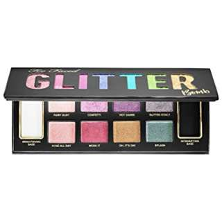 Too Faced Glitter Bomb Glitter Eyeshadow Palette