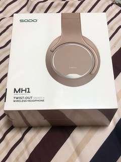 SODO MH1 speaker and headphone