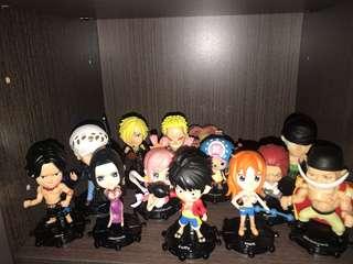 海賊王One Piece Figure