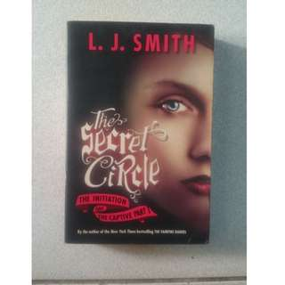 The Secret Circle - The Initiation and the Captive Part 1 - LJ Smith