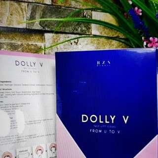 Dolly V face lift from U to V
