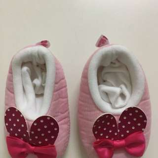 Cheetah Baby Pre Walker Shoes