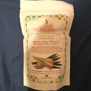 Lemongrass Pandanus Herbal Tea