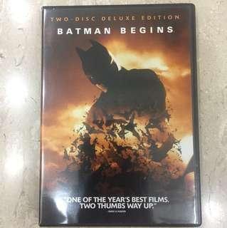 DVD Movie Batman begins