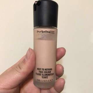 🚚 MAC 天生美肌粉底液