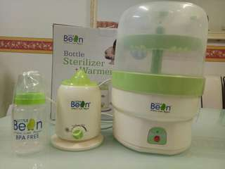 Little Bean Bottle Warmer and sterilizer