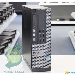 大量商用機DELL OptiPlex 7010 SFF I5 3470 3.2G 8G DDR3 RAM 500G HD