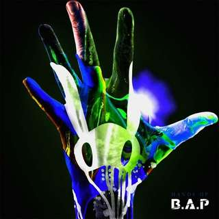 BAP HANDS UP JAPAN ALBUM