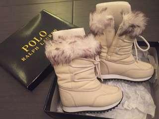 Ralph Lauren girl's snow boot