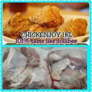 Jollibee Fried Chicken (Inspired) - 1 kg