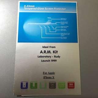 iPhone X 玻璃貼 APPLE 衛訊