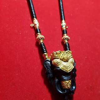 Hand-make Amulets necklace.