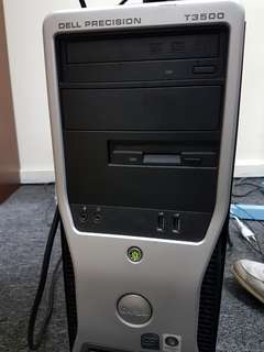 Dell Precision T3500 Xeon( needs to go by 28th Mar)
