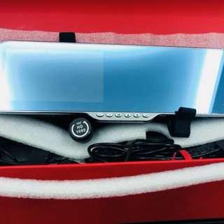Rear view mirror camera 📷