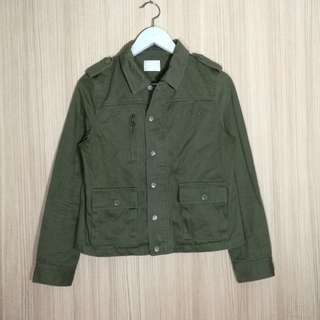 Army Jacket for girl