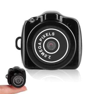 Y2000 Mini Camera Pocket Camera Mini DV Recorder Mini Micro DVR Video Camera Portable Mini Camera Webcam