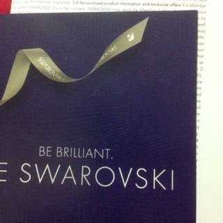 Swarovski new