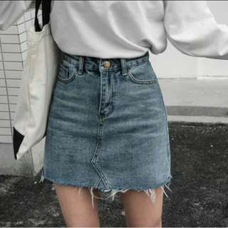 LF Denim Skirt