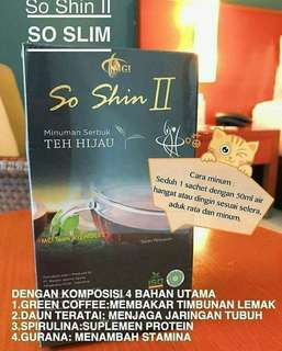 So shin diet sliming tea