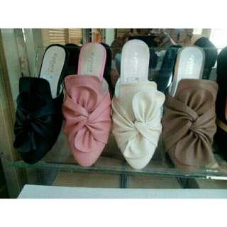 Sendal pita flat shoes