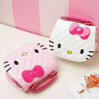 Hello Kitty Cute Sling Bag ♡READY STOCK♡