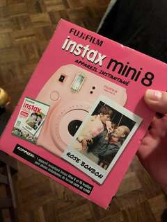 Instax mini used 9/10 condition