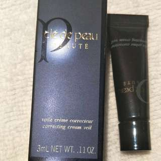 BNIB Cle De Peau- Correcting Cream Veil 3ml