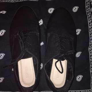 Forever 21 Black shoes