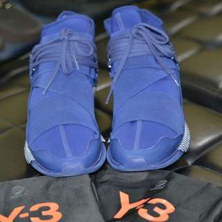 Y3 Qasa High - Pre Owned