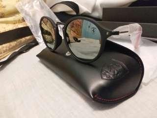 Ray ban x 法拉利太陽眼鏡