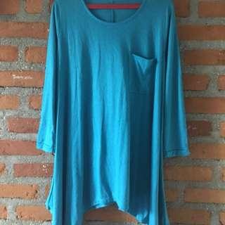 Asimetris blouse