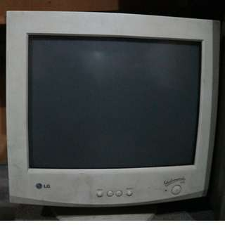 Monitor Tabung LG
