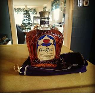 Crown royal canadian 1000ml