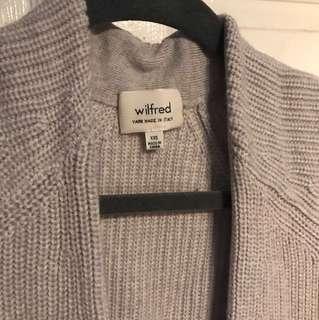 BNWT Aritzia Vartan sweater