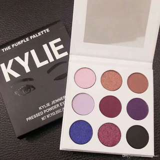 Kylie Jenner Pressed Powder Eyeshadows