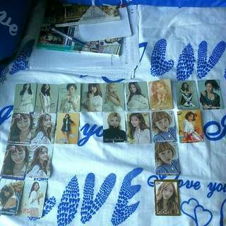 Girls' Generation少女時代 Yes Card