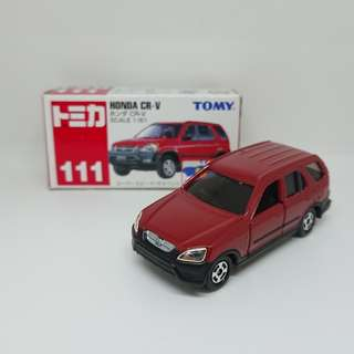 Tomica 111 Honda CR-V